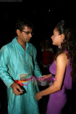 Sara Khan at Sara Khan_s birthday bash in Club Escape on 5th Aug 2009 (43).JPG