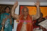 Pandit Jasraj at Ohm art exhibition in Juhu on 6th Aug 2009 (8).JPG