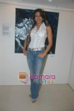 Pooja Bedi at Ohm art exhibition in Juhu on 6th Aug 2009 (73).JPG