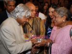 Abdul Kalam, Pandit Jasraj at musicians forum in Bandra Kurla Complex, Mumbai on 9th Aug 2009 (5).jpg