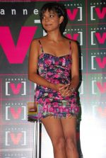 Juhi Pande at Channel V new Bloody Cool look in Blue Frog on 10th Aug 2009 (53).JPG