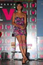 Juhi Pande at Channel V new Bloody Cool look in Blue Frog on 10th Aug 2009 (52).JPG