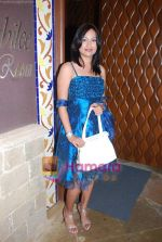 at the Mahurat of Production No1 in Sun N Sand on 10th Aug 2009 (34).JPG