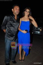 Genelia D Souza at Ramesh Taurani_s 25th Wedding Anniversary Celebrations on 11th Aug 2009 (2)~0.JPG