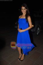 Genelia D Souza at Ramesh Taurani_s 25th Wedding Anniversary Celebrations on 11th Aug 2009 (3).JPG