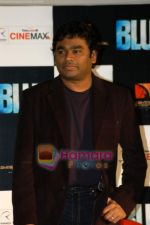 A R Rahman at Blue film music preview in Cinemax on 12th Aug 2009 (5).JPG