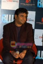 A R Rahman at Blue film music preview in Cinemax on 12th Aug 2009 (6).JPG