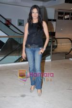 Brinda Parekh at the premiere of Before The Rains in PVR on 12th Aug 2009.JPG