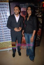Rahul Bose, Nandita Das at the premiere of Before The Rains in PVR on 12th Aug 2009 (33).JPG