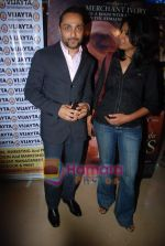 Rahul Bose, Nandita Das at the premiere of Before The Rains in PVR on 12th Aug 2009 (4).JPG