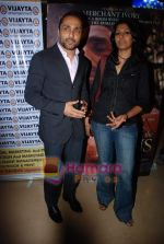 Rahul Bose, Nandita Das at the premiere of Before The Rains in PVR on 12th Aug 2009 (5).JPG