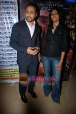 Rahul Bose, Nandita Das at the premiere of Before The Rains in PVR on 12th Aug 2009 (6).JPG