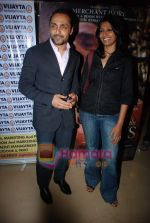 Rahul Bose, Nandita Das at the premiere of Before The Rains in PVR on 12th Aug 2009 (7).JPG