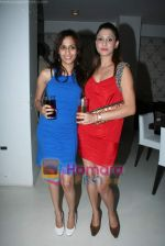 Shweta Pandit, Shilpa Saklani at Bhavna Pani_s birthday bash in Puro on 12th Aug 2009 (2).JPG