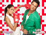 Fardeen Khan, Genelia D souza Wallpaper of movie LIFE PARTNER (4).jpg