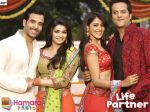 Fardeen Khan, Genelia D souza, Tusshar Kapoor, Prachi Desai Wallpaper of movie LIFE PARTNER (27).jpg