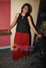 Nandita Das at the press meet for film Before the rains in Andheri on 13th Aug 2009 (2).JPG