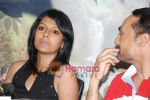 Nandita Das, Rahul Bose at the press meet for film Before the rains in Andheri on 13th Aug 2009 (3).JPG
