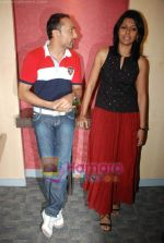 Nandita Das, Rahul Bose at the press meet for film Before the rains in Andheri on 13th Aug 2009 (4).JPG