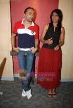Nandita Das, Rahul Bose at the press meet for film Before the rains in Andheri on 13th Aug 2009 (7).JPG