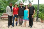 Udita Goswami, Anuj Saxena, Jag Mundhra, Rajesh Khattar, Trina Patel at Film Chase on location in FilmCity on 13th Aug 2009 (6).JPG