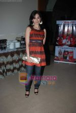 Akriti Kakkar at Daboo Mallik_s bash in Marimba Lounge on 14th Aug 2009 (3).JPG