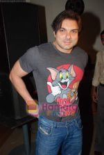 Sohail Khan at Daboo Mallik_s bash in Marimba Lounge on 14th Aug 2009 (14).JPG