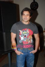 Sohail Khan at Daboo Mallik_s bash in Marimba Lounge on 14th Aug 2009 (6).JPG
