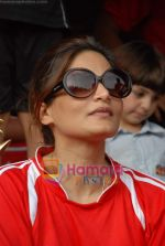 Alvira Khan at Being Human soccer match in Bandra on 15th Aug 2009 (52).JPG