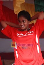 Arpita Khan at Being Human soccer match in Bandra on 15th Aug 2009 (2).JPG