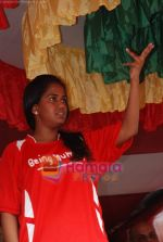 Arpita Khan at Being Human soccer match in Bandra on 15th Aug 2009 (55).JPG