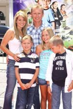 Candace Cameron Bure and Family at the Premiere Of SHORTS held at The Grauman_s Chinese Theatre in Hollywood, California, USA on Aug 15th 2009 - IANS-WENN.jpg