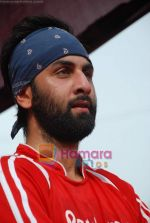 Ranbir Kapoor at Being Human soccer match in Bandra on 15th Aug 2009 (27).JPG