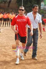Salman Khan at Being Human soccer match in Bandra on 15th Aug 2009 (4).JPG