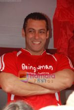 Salman Khan at Being Human soccer match in Bandra on 15th Aug 2009 (5).JPG