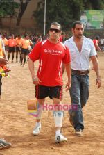 Salman Khan at Being Human soccer match in Bandra on 15th Aug 2009 (6).JPG