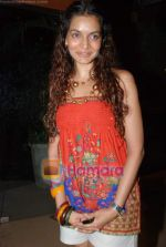 Shweta Kawatra at Daboo Mallik_s bash in Marimba Lounge on 14th Aug 2009 (2).JPG