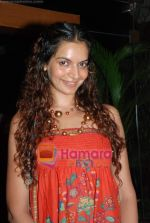 Shweta Kawatra at Daboo Mallik_s bash in Marimba Lounge on 14th Aug 2009 (3).JPG