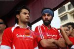 Vatsal Seth, Ranbir Kapoor at Being Human soccer match in Bandra on 15th Aug 2009 (4).JPG