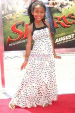 Yara Shahidi at the Premiere Of SHORTS held at The Grauman_s Chinese Theatre in Hollywood, California, USA on Aug 15th 2009 - IANS-WENN.jpg