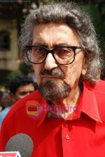 Alyque Padamsee at Gay Parade in August Kranti Maidan on 16th Aug 2009 (2).JPG