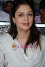 Nagma at cricket match organised by Bablu Aziz in Santacruz on 16th Aug 2009 (11).JPG