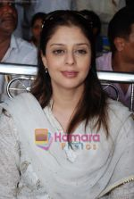 Nagma at cricket match organised by Bablu Aziz in Santacruz on 16th Aug 2009 (12).JPG