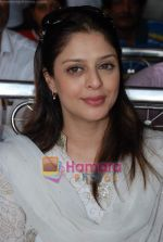 Nagma at cricket match organised by Bablu Aziz in Santacruz on 16th Aug 2009 (18).JPG