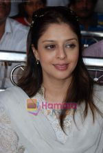 Nagma at cricket match organised by Bablu Aziz in Santacruz on 16th Aug 2009 (2).JPG