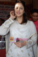 Nagma at cricket match organised by Bablu Aziz in Santacruz on 16th Aug 2009 (3).JPG