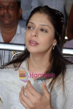 Nagma at cricket match organised by Bablu Aziz in Santacruz on 16th Aug 2009 (6).JPG