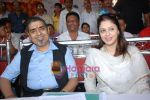 Nagma, Jagdish Tytler at cricket match organised by Bablu Aziz in Santacruz on 16th Aug 2009 (3)~0.JPG
