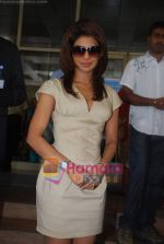 Priyanka Chopra at the launch of Novaltis Radiosuregery scanner for tumors in Ambani Hospital on 16th Aug 2009 (12).JPG