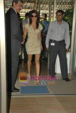 Priyanka Chopra at the launch of Novaltis Radiosuregery scanner for tumors in Ambani Hospital on 16th Aug 2009 (23).JPG